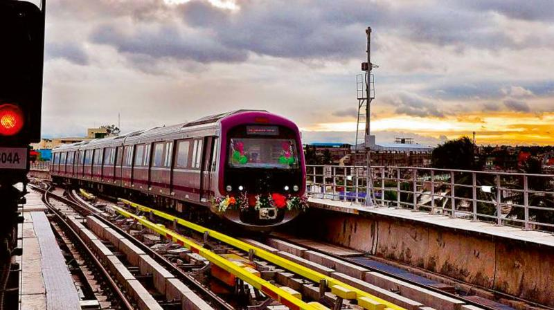 The Metro's East-West corridor, stretching from Mysuru Road to Byappanahalli, is finally ready to be opened for operations, but authorities seem to have overlooked the first mile and last mile connectivity.