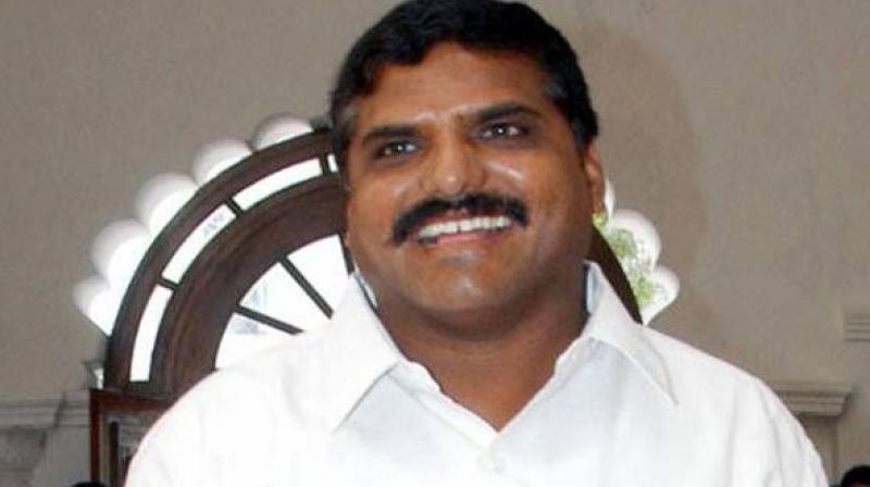 YSR Congress leader Botsa Satyanarayana. (Photo: DC/File)