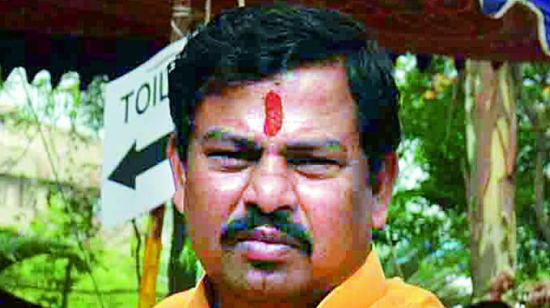 The BJP MLA said he will next week meet Union Home Minister Rajnath Singh on the issue. (Photo: File)