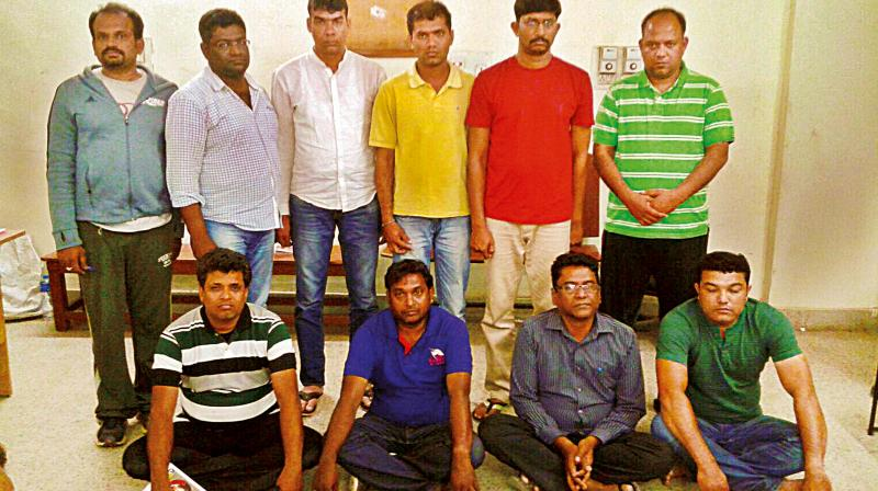 Bengaluru: Illegal transportation racket busted