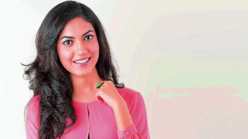 I never actually planned on doing films, so I've only been accepting good scripts, says Ritu varma.