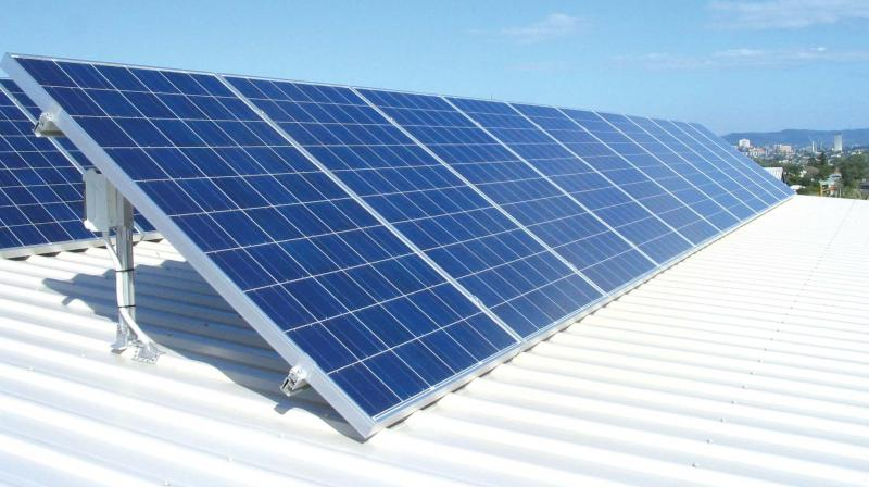 The Centre had identified Mahbubnagar in Telangana state and Vijayawada, Narsapur and Kakinada in Andhra Pradesh to be developed as solar cities. (Representational Image)