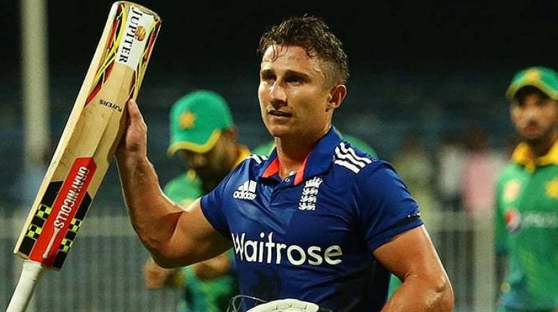 Former England batsman James Taylor has announced his engagement just weeks after being forced to retire at the age of 26 because of a serious heart condition. (Photo: AFP)