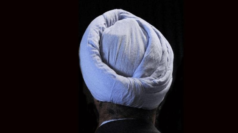 Harpreetinder Singh Bajwa, a crew chief at McChord Air Force Base, Washington, is now the first active airman who has been authorised to adhere to Sikh religious grooming and dress principles while serving in the Air Force. (Photo: Representational I File)