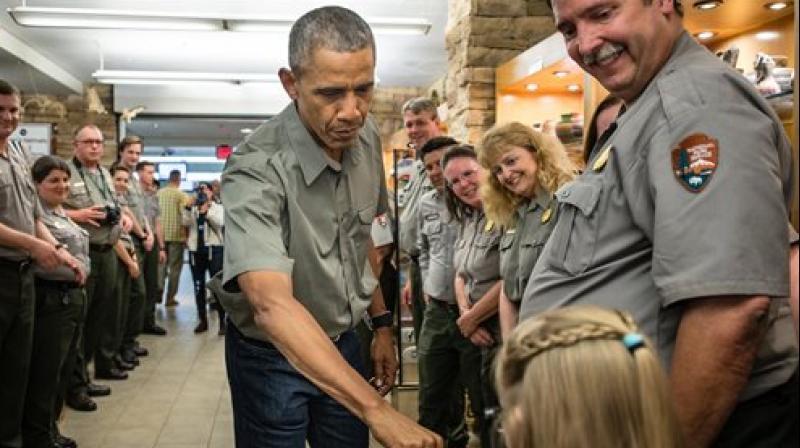 US President Barack Obama. (Photo: AP)