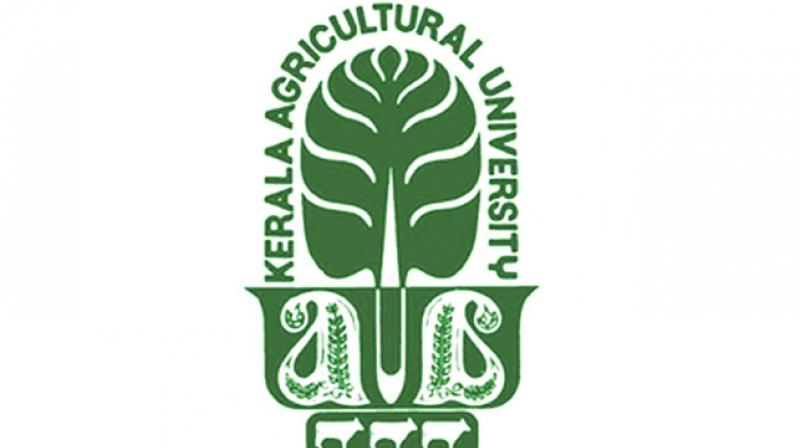 KAU vice-chancellor R. Chandra Babu said that the varsity will be sending its experts to get trained in artificial intelligence and it will help in disease and pest control.  in vast stretches of cultivable lands.
