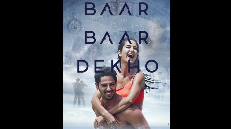 'Baar Baar Dekho' has beendirected by Nitya Mehra and produced by Ritesh Sidhwani, Karan Johar and Farhan Akhtar.