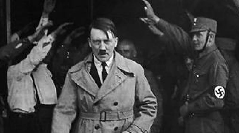Study reveals Adolf Hitler's passion for scandalous 'poo sex'