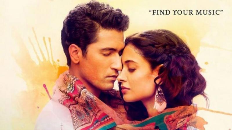 Zubaan film poster