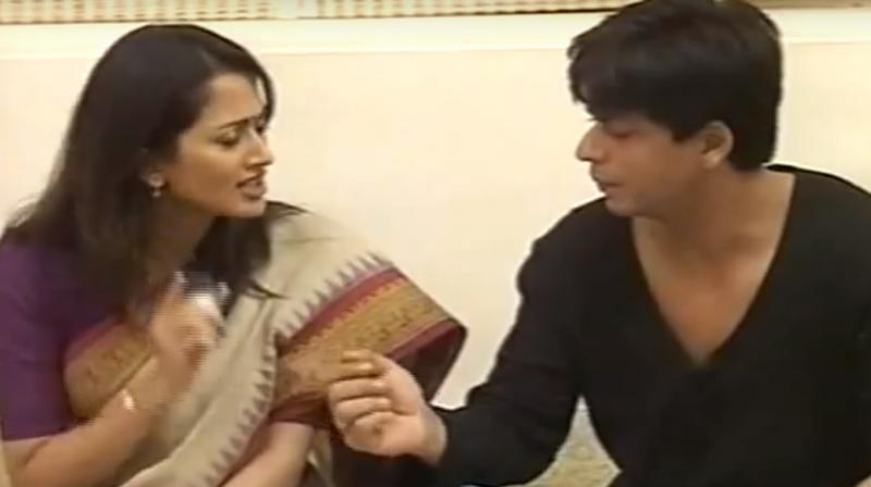 Watch: SRK may be the Baadshah of Bollywood but even he needs to give auditions