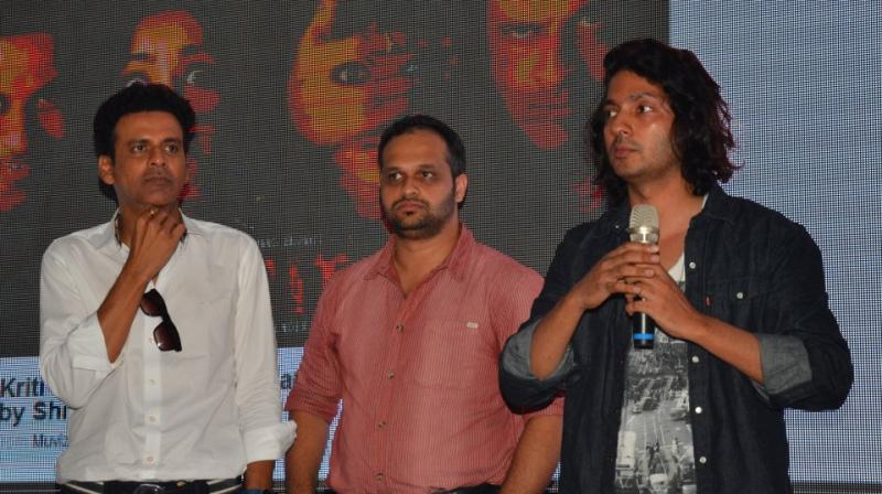 Aneel Neupane recently accused Shirish of 'practically stealing' his own short film's plot.