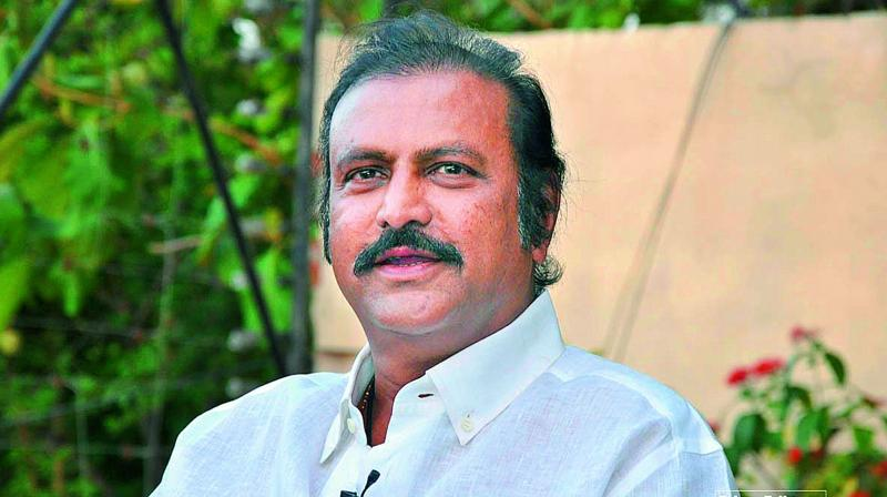 Mohan Babu said that he wanted to remake the classic film Gundamma Katha.