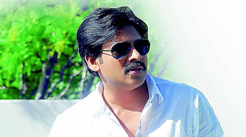 Tollywood actor, Pawan Kalyan