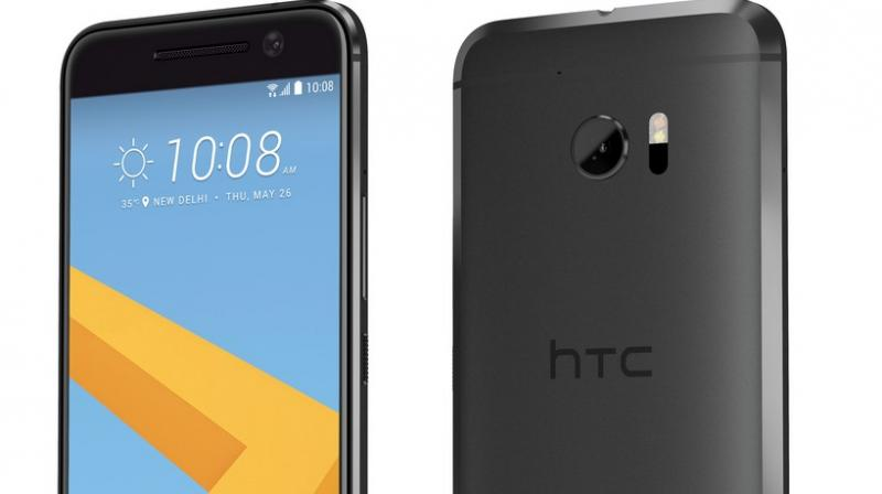51cc8541a The all new HTC 10 was released in India with six other new handsets.