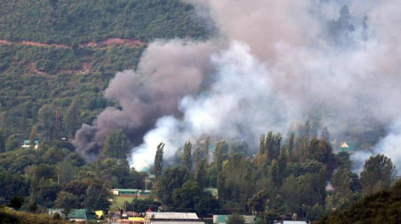 Militants had attacked an army base in Uri that left 19 soldiers dead. (Photo: PTI)