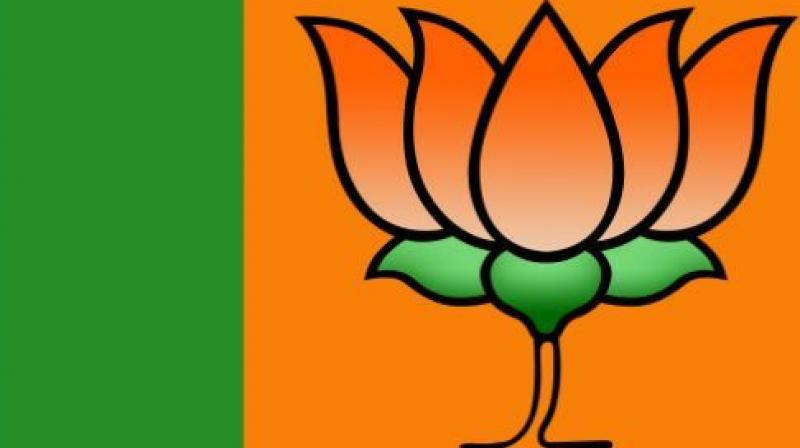 BJP brings out 'chargesheet' against Congress government in Karnataka