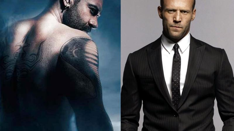 Both Ajay Devgn and Jason Statham are currently in Bulgaria for their film shoots.