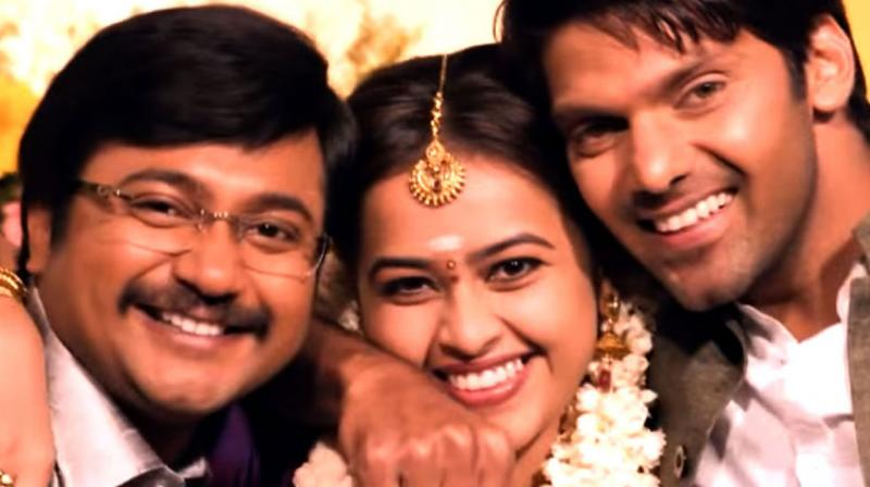 Starring Arya, Sri Divya and Bobby Simha, the film explores the lives of three cousins.