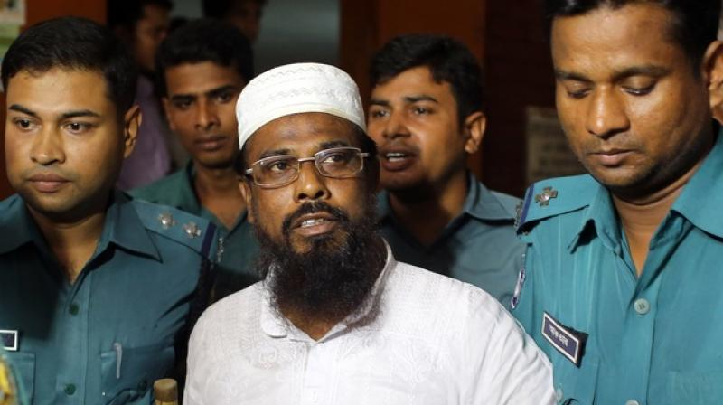 The High Court dismissed appeals by Mufti Abdul Hannan, head of Harkatul Jihad Al Islami, and two members of the banned militant Islamist group who have all been convicted over a spate of deadly attacks. (Photo: AP)