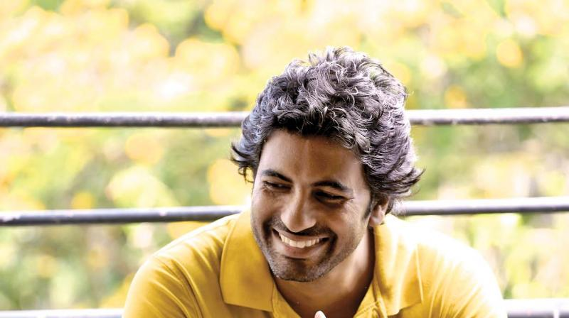 Filmmaker Rathindran R Prasad