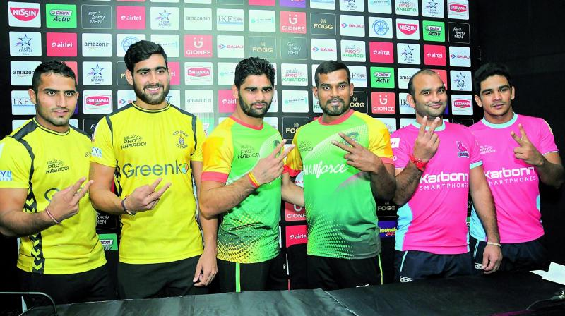 Pro Kabaddi League: Kabaddi climax comes to Hyderabad