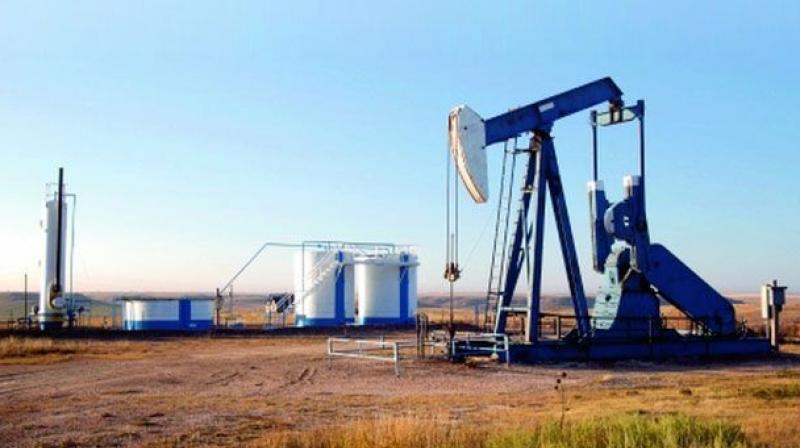 US West Texas Intermediate (WTI) crude futures were at $58.42 per barrel, close to the November-2018 high of $58.48 per barrel reached on Wednesday.