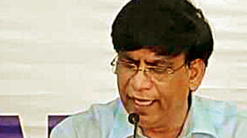 Mr Basavaraj Rayareddy said that NSUI President Mr Manjunath had never met him regarding any such scam.
