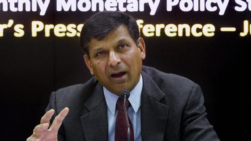 RBI Governor Raghuram Rajan yesterday announced that he will not pursue a second term as the RBI chief