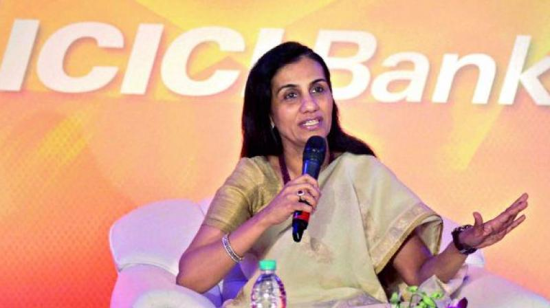 ICICI Bank Managing Director Chanda Kochhar has resigned from the bank with immediate effect.