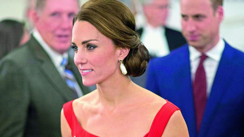 Kate named 'Royal style influencer of the year'