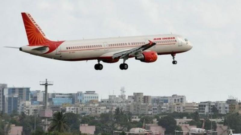 Air India is a national carrier.