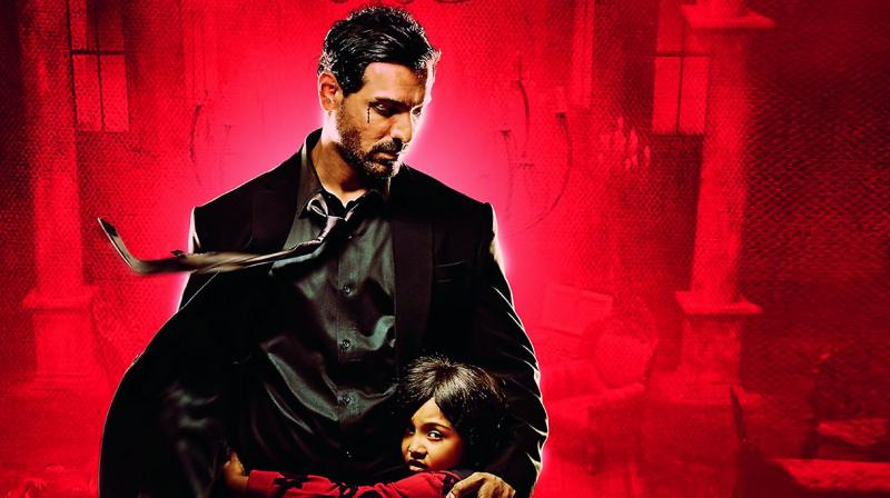 In a violence-fuelled action fest, John Abraham has effortlessly managed to pull off sequences, which are a mix of various art forms.