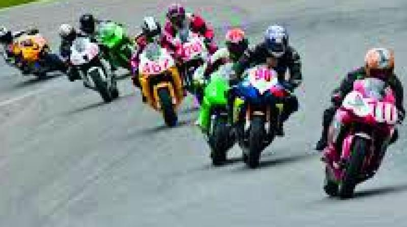 Visakhapatnam Girls Also Involved In Bike Car Racing Contests