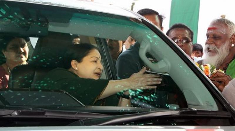 AIADMK supremo and Chief Minister Jayalalithaa. (Photo: PTI)