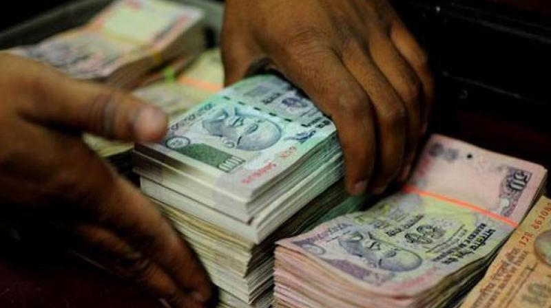 Nallal was detained and it was found that he was carrying Rs 69,86,000 in Rs 100 denominations. (Photo: PTI/ Representational Image)