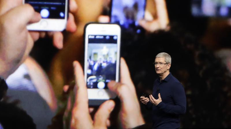 Apple announced the new iPhone 7 series, the Watch Series 2 and much more. (Photo: AP)