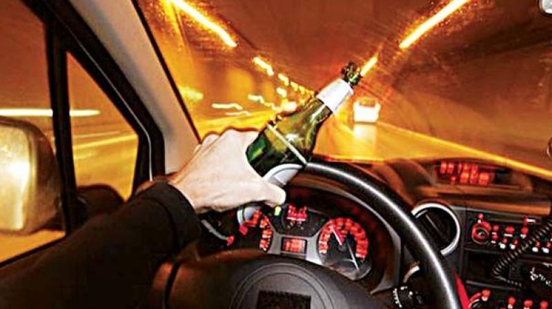 Police tracked down the vehicle involved in the mishap and identified the driver as one Ratnakar Reddy. Police said the incident happened at Gayathrinagar. (Representational image)