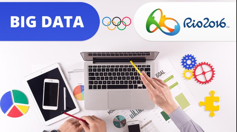 The total IT budget for the 2016 Olympics in Rio De Janeiro is $1.5 billion and all of the games data is stored on the cloud.