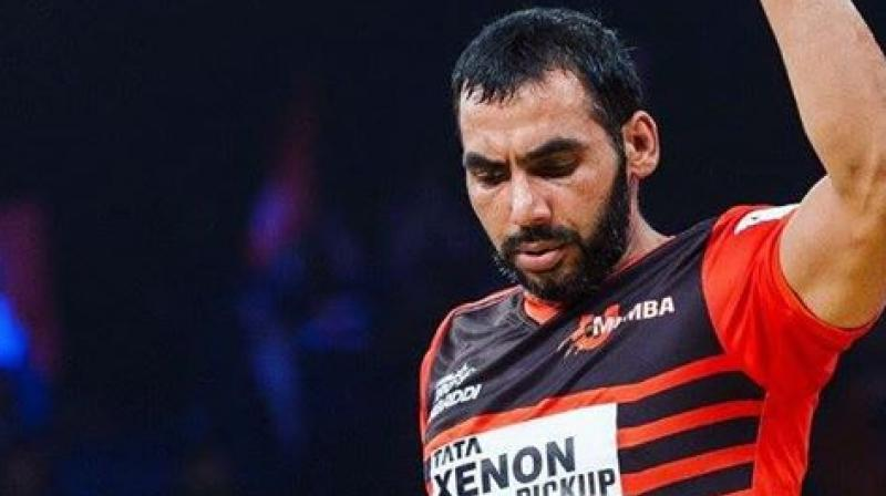 Anup kumar to lead india in kabaddi world cup anup kumar will lead india in next months kabaddi world cup photo u thecheapjerseys