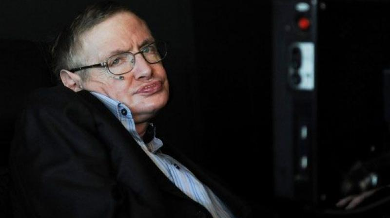 Stephen Hawking. (Photo: AP)