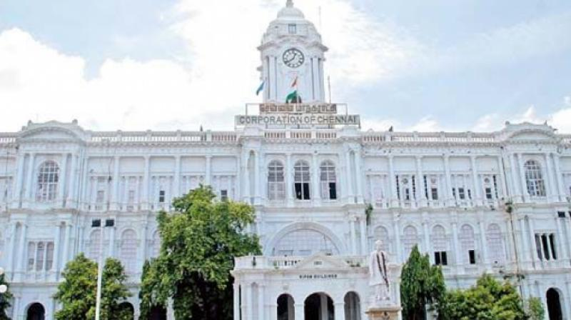 DC Expose: Greater Chennai Corporation staff help property owners ...