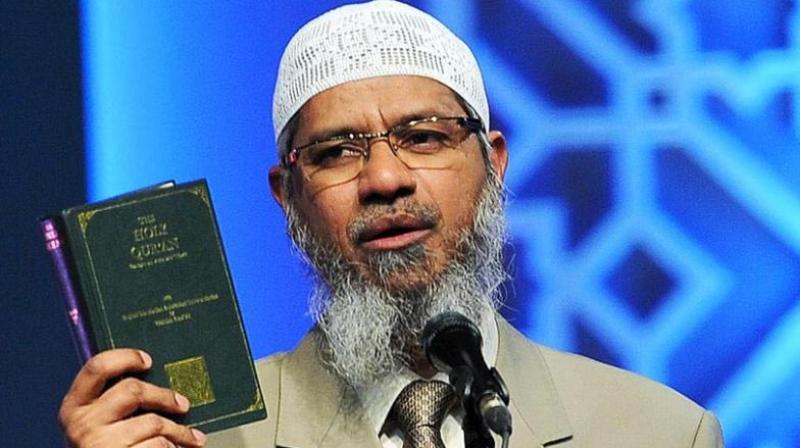 Islamic preacher Zakir Naik.  (Photo: Facebook)