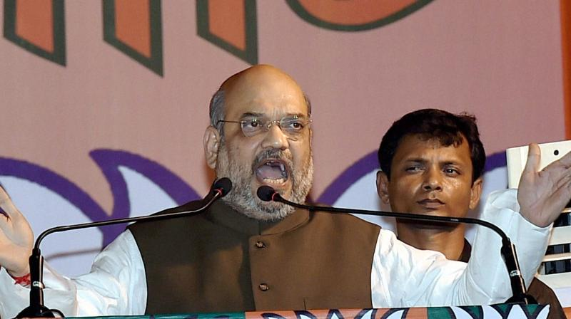 BJP National President Amit Shah (Photo: PTI)