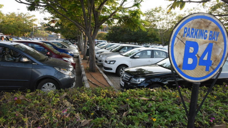 Chennai Airport Car Parking Charges Per Day