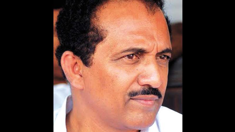 Dubai court issues travel ban against Kodiyeri's son