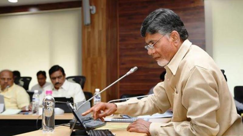 Andhra Pradesh Chief Minister N. Chandrababu Naidu (Photo: File)