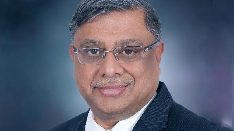 Bank of Baroda Managing Director and CEO P.S. Jayakumar (Photo: Twitter)