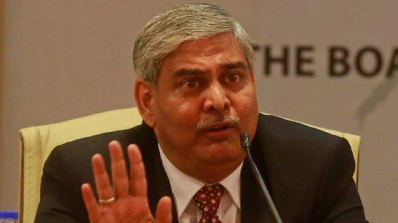 Former BCCI president Shashank Manohar. (Photo: AP)