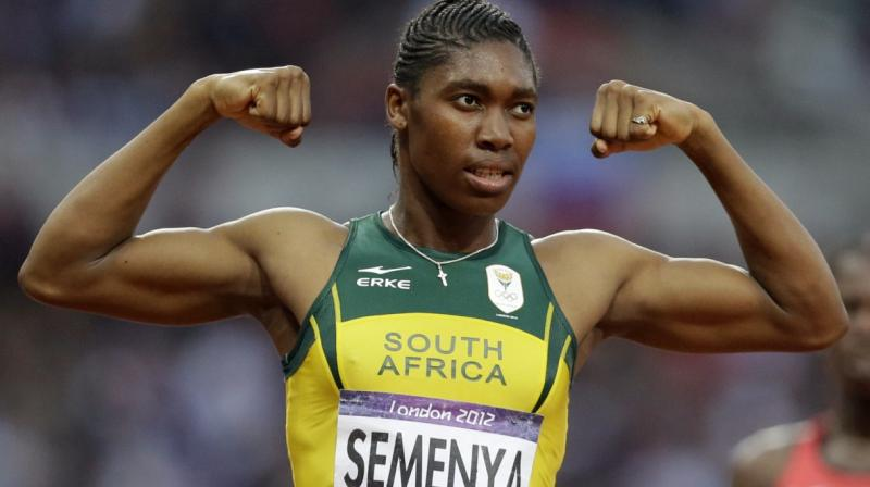 Semenya won the 800m at the Doha Diamond League meeting this month in her first race since losing her appeal of the controversial IAAF ruling at the Court of Arbitration for Sport. (Photo: AP)