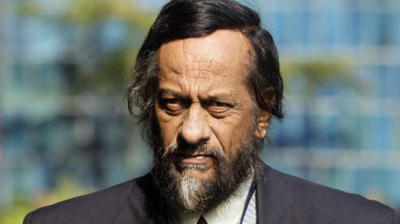 Pachauri r. k. sexual harrassment august